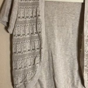 Mossimo Supply Co. Sweaters - Mossimo open cardigan